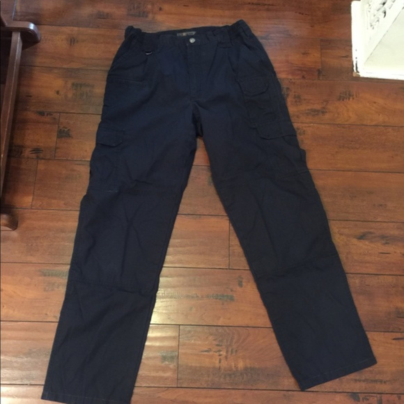 choose authentic search for authentic top-rated real 5.11 Tactical RipStop Cargo Pants Navy 32x32